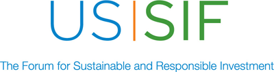 Member of US-SIF, the Forum for Sustainable and Responsible Investment